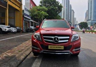 Cần bán xe Mercedes GLk300 4Matic đời 2012, màu đỏ giá 960 triệu tại Hà Nội