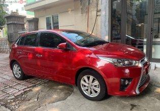 Bán xe Toyota Yaris 1.3G 2014, màu đỏ, nhập khẩu giá cạnh tranh giá 500 triệu tại Quảng Ninh
