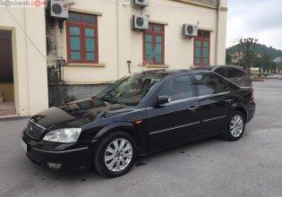 Chính chủ bán ô tô Ford Mondeo 2.5 AT 2005, màu đen giá 222 triệu tại Hải Dương