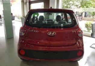 Cần bán xe Hyundai Grand i10 1.2 AT sản xuất năm 2019, màu đỏ  giá 400 triệu tại Tây Ninh