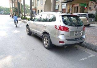 Cần bán lại xe Hyundai Santa Fe 2.7 AT 2008, màu bạc, nhập khẩu giá 356 triệu tại Hà Nội