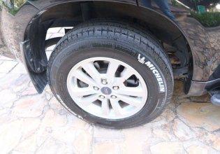 Bán Ford Escape 2009, màu đen, xe gia đình giá 355 triệu tại Tp.HCM