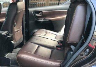 Cần bán lại xe Toyota Fortuner 2.4G 4x2 MT 2017, màu xám, nhập khẩu xe gia đình, giá 930tr giá 930 triệu tại Tp.HCM