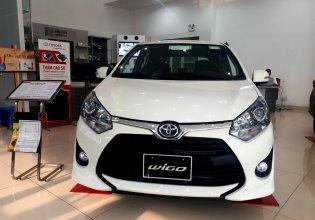 Bán Toyota Wigo 2019, khuyến mãi tháng 9 giá 405 triệu tại Tp.HCM