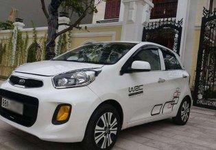 Bán Kia Morning sản xuất năm 2015, màu trắng chính chủ giá 278 triệu tại Vĩnh Phúc