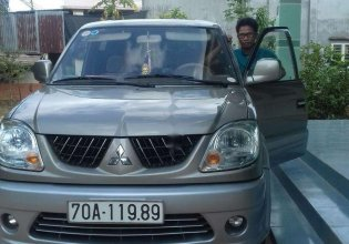 Chính chủ bán Mitsubishi Jolie sản xuất 2005, màu vàng, nhập khẩu giá 195 triệu tại Tây Ninh