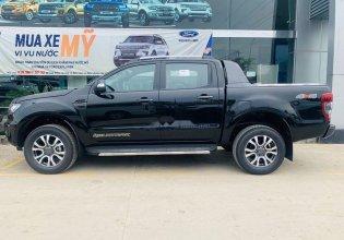 Bán Ford Ranger năm sản xuất 2019, màu đen, nhập khẩu giá 627 triệu tại Tp.HCM