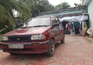Bán Kia CD5 năm sản xuất 2003, màu đỏ, nhập khẩu giá 50 triệu tại Vĩnh Long