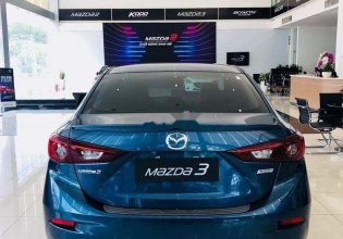 Bán Mazda 3 sản xuất năm 2019, màu xanh lam giá 649 triệu tại Tp.HCM