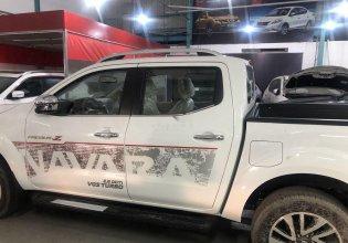 Bán Nissan Navara năm 2019, màu trắng, nhập khẩu giá 653 triệu tại Tp.HCM