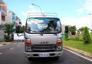 Bán xe tải JAC N200 đầu vuông 1.99 tấn, thùng dài 4.3m, miễn phí 100% phí trước bạ giá 410 triệu tại Tp.HCM