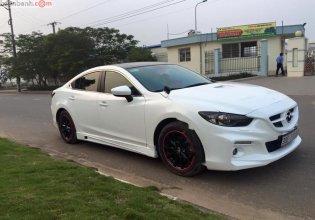 Bán ô tô Mazda 6 2.0 AT sản xuất năm 2016, màu trắng  giá 650 triệu tại Vĩnh Phúc