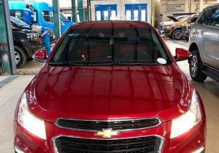 Bán Chevrolet Cruze đời 2016, màu đỏ, bảo hành chính hãng giá 428 triệu tại An Giang