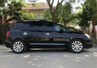 Chính chủ bán Kia Carens 2.0MT đời 2011, màu đen số sàn giá 295 triệu tại Hà Nội