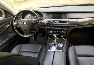 Bán BMW 7 Series 730Li đời 2009, màu đen, nhập khẩu  giá 900 triệu tại Hà Nội