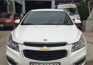 Cần bán xe Chevrolet Cruze 2016, màu trắng, có hỗ trợ trả góp giá 415 triệu tại Tp.HCM