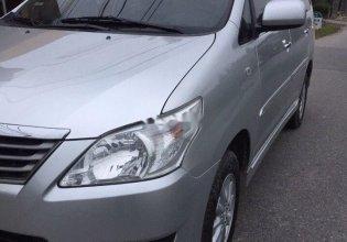 Bán xe Toyota Innova đời 2013, màu bạc, giá cạnh tranh giá 495 triệu tại Hải Phòng