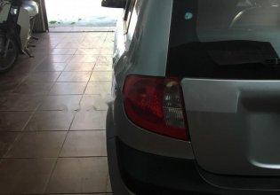 Cần bán xe Hyundai Getz 2009, màu bạc, nhập khẩu nguyên chiếc  giá 172 triệu tại Bắc Giang