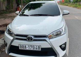 Bán Toyota Yaris năm sản xuất 2017, màu trắng, nhập khẩu nguyên chiếc, số tự động, giá tốt giá 620 triệu tại Vĩnh Phúc