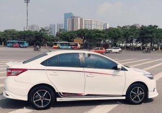 Bán Toyota Vios AT sản xuất 2017, màu trắng, nhập khẩu giá 550 triệu tại Hà Nội
