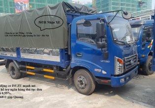 Bán ô tô Veam VT350 đời 2019,3,5 tấn thùng dài 4m9, màu xanh lam, hỗ trợ 50tr nhận xe lãi ngân hàng 0,55% giá 410 triệu tại Hà Nội