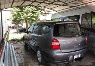 Bán xe Nissan Grand livina năm sản xuất 2010, màu xám   giá 320 triệu tại Đà Nẵng