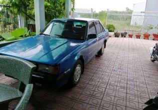 Cần bán gấp Toyota Carina đời 1986, màu xanh lam, nhập khẩu nguyên chiếc số sàn giá 45 triệu tại Đồng Nai
