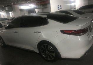 Bán ô tô Kia Optima sản xuất 2018, màu trắng giá cạnh tranh giá 830 triệu tại Tp.HCM