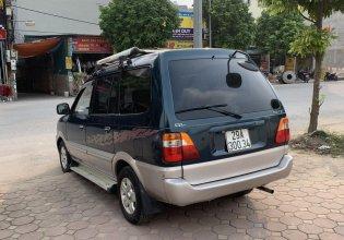 Bán Toyota Zace đời 2005, màu xanh lam giá 235 triệu tại Hà Nội