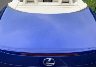 Gia đình bán xe Lexus IS 350c năm 2010, màu xanh lam, nhập khẩu   giá 1 tỷ 650 tr tại Lâm Đồng