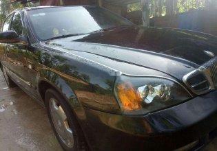 Bán Daewoo Magnus đời 2005, màu đen, nhập khẩu nguyên chiếc, ít sử dụng giá cạnh tranh giá 130 triệu tại Quảng Bình