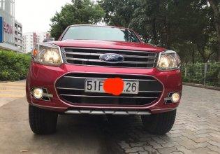 Bán ô tô Ford Everest sản xuất 2015, màu đỏ, giá tốt, 675 triệu đồng giá 675 triệu tại Tp.HCM