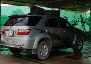 Cần bán gấp Toyota Fortuner năm 2009, màu bạc chính chủ, 550tr giá 550 triệu tại Đồng Nai