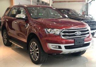 Bán xe Ford Everest đời 2019, màu đỏ, xe nhập giá 949 triệu tại Tp.HCM