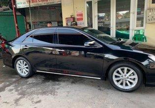 Gia đình bán Toyota Camry 2.5Q sản xuất năm 2013, màu đen   giá 820 triệu tại Tp.HCM