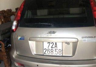 Bán Chevrolet Vivant đời 2008, màu bạc  giá 155 triệu tại BR-Vũng Tàu