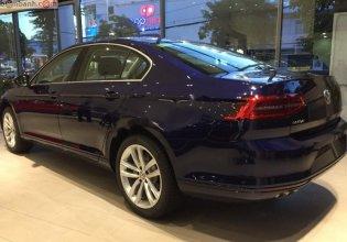 Bán ô tô Volkswagen Passat 2019, màu xanh lam, xe nhập giá 1 tỷ 480 tr tại Khánh Hòa