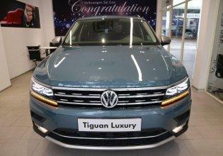 Bán Volkswagen Tiguan đời 2019, màu xanh, nhập khẩu, nhiều ưu đãi giá 1 tỷ 749 tr tại Tp.HCM