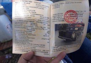 Bán xe Ford Ranger XL 2.5L 4x2 MT đời 2008, màu đen, 238tr giá 238 triệu tại Hà Nội