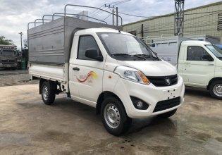 xe tải nhỏ 850kg foton thùng mui bạt - bán trả góp xe foton 990kg - đại lí xe foton 1 tấn miền nam giá 190 triệu tại Bình Dương