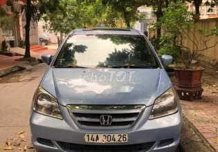 Bán Honda Odyssey AT năm sản xuất 2006, màu xanh lam, nhập khẩu  giá 520 triệu tại Quảng Ninh