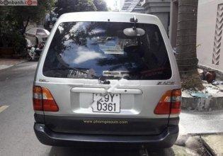 Cần bán Toyota Zace GL đời 2005, màu bạc giá 250 triệu tại Tp.HCM