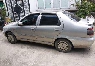 Gia đình bán Fiat Siena đời 2003, màu bạc giá 70 triệu tại Hà Nội