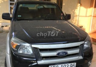 Bán Ford Ranger đời 2011, màu đen, nhập khẩu giá 275 triệu tại Ninh Bình