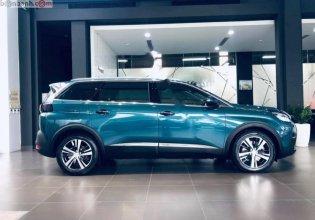 Bán Peugeot 5008 đời 2019, màu xanh lam giá 1 tỷ 349 tr tại Tp.HCM