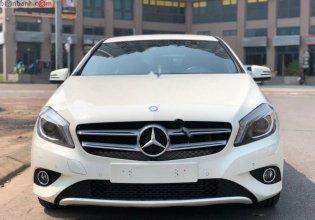 Bán xe Mercedes A200 2013, màu trắng, xe nhập giá 760 triệu tại Hà Nội