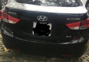 Chính chủ bán xe Hyundai Elantra sản xuất năm 2014, màu đen, nhập khẩu giá 460 triệu tại Tp.HCM