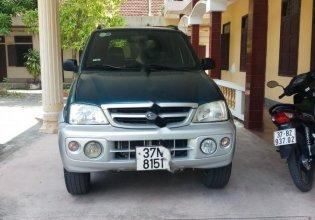 Chính chủ bán Daihatsu Terios 4x4 MT 2004, màu xanh dưa giá 190 triệu tại Nghệ An