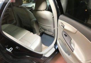 Cần bán Toyota Corolla đời 2008, màu đen, nhập khẩu giá 380 triệu tại Hải Phòng