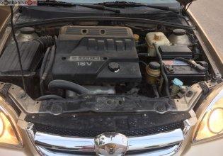 Cần bán xe Daewoo Lacetti sản xuất 2005, màu vàng giá 129 triệu tại Ninh Bình